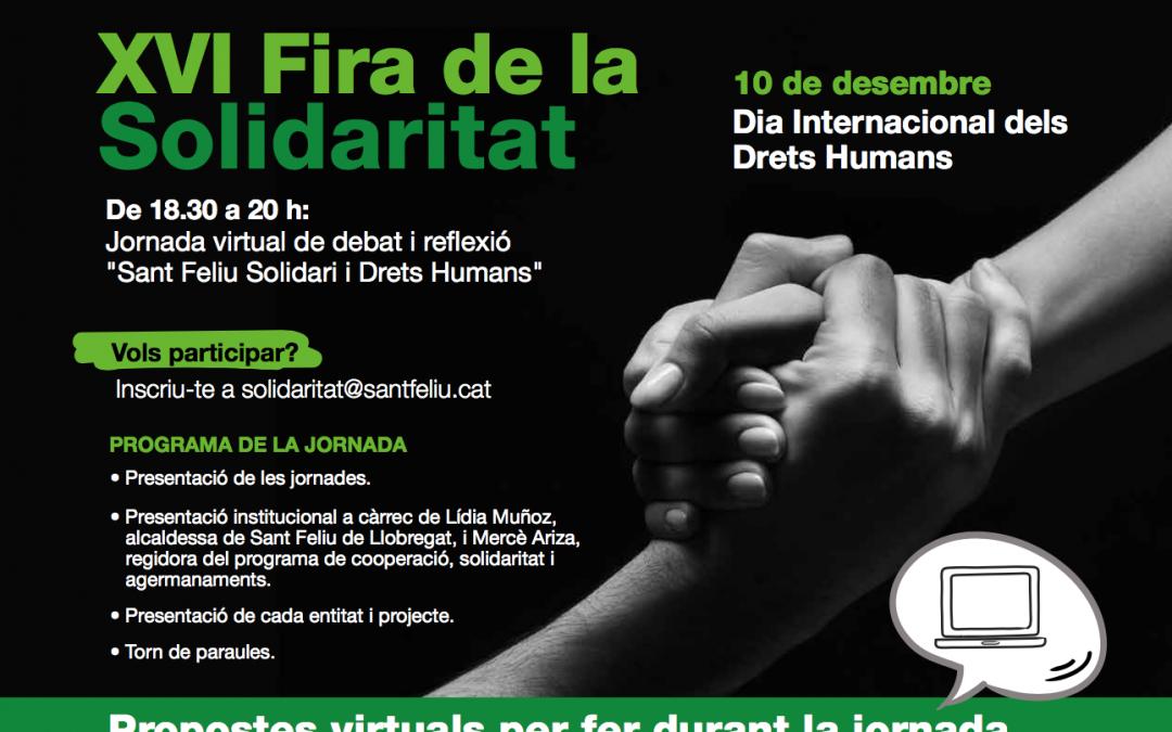 XVI Fira de la solidaritat. Versió digital